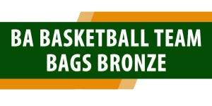Basketball Bags Bronze