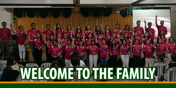 New Parent's Orientation for SY 2016-2017