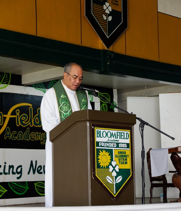 Holy Spirit Mass and Integration Day 2018